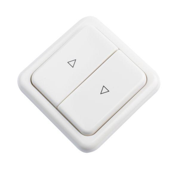 Клавишный выключатель Alutech KU/1