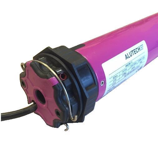 Внутривальный электропривод Alutech AM0/06-28 для защитных роллет