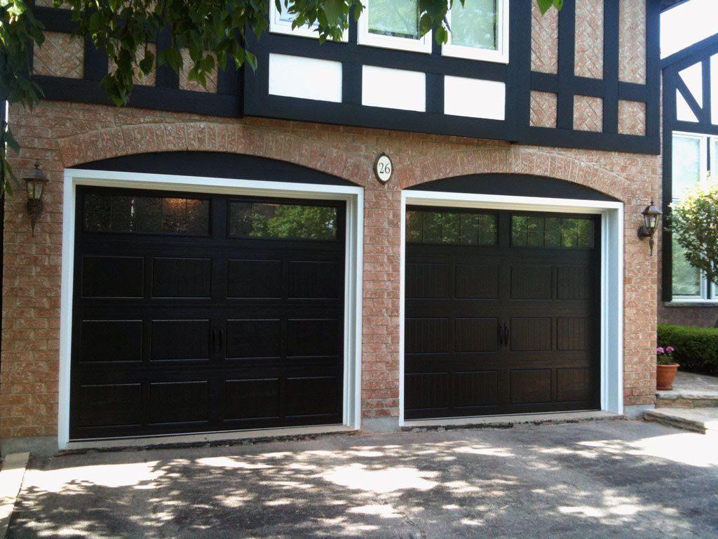 Типы и виды автоматических гаражных ворот