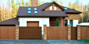 How to calculate the size of sliding gates: recommendations to the buyer